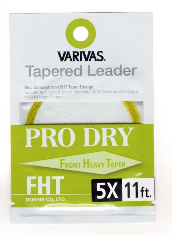 Varivas Pro Dry Leader Photo 11Ft Scaled