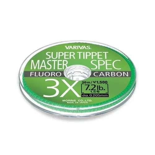 Varivas Super Tippet Master Spec Fluorocarbon Tippet 1