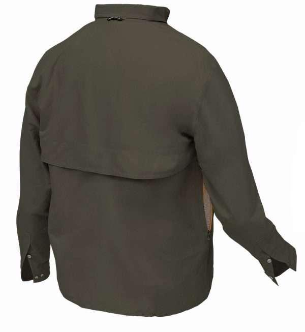 Geoff Anderson Shirt Back