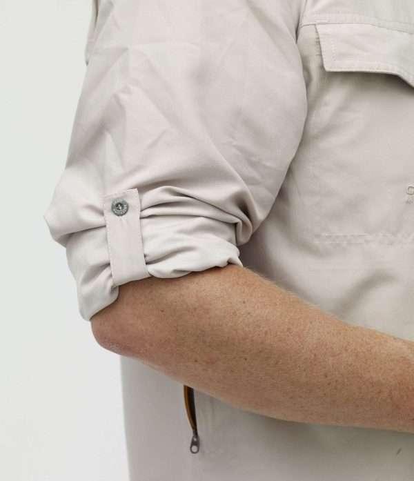 Geoff Anderson Sand Shirt Sleeve