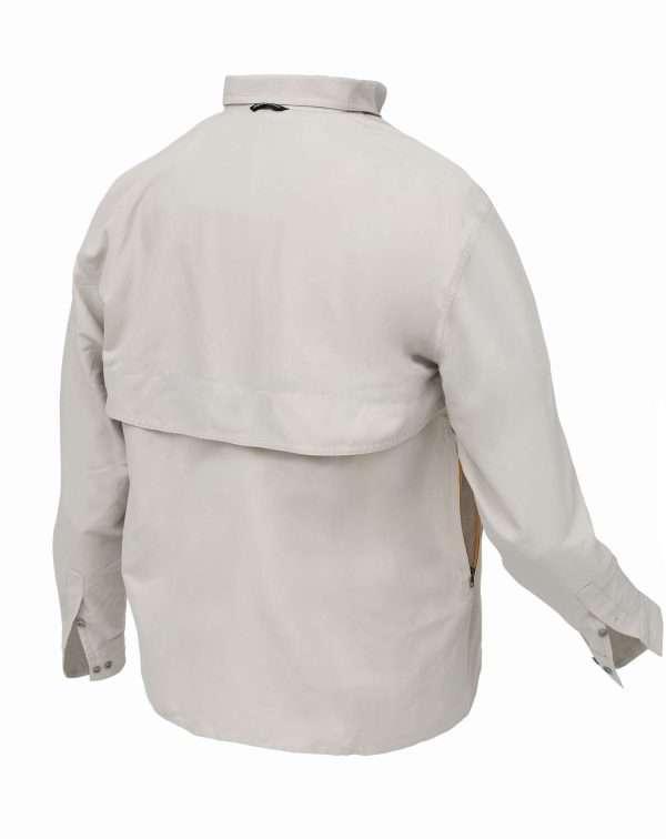 Geoff Anderson Shirt Back Sand