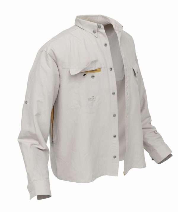 Geoff Anderson Shirt Pocket Detail