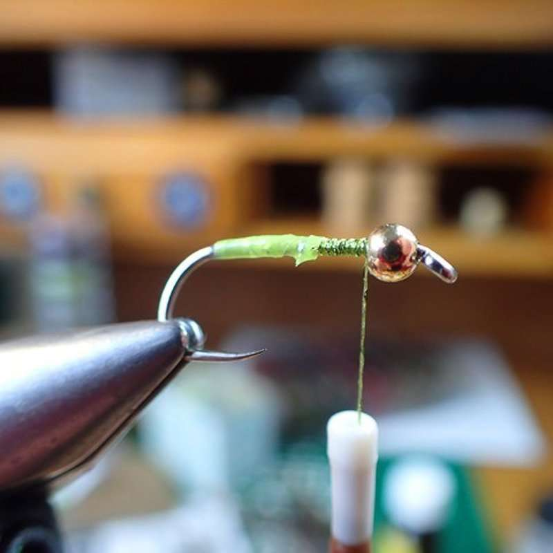 2. Step 2 Catch In Thread Above Uv