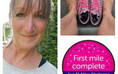 Jog 31 Miles In July For Cancer Research Uk