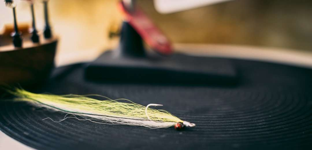 Simple Saltwater Fly – Fly Tying – Getting Started – Part 2